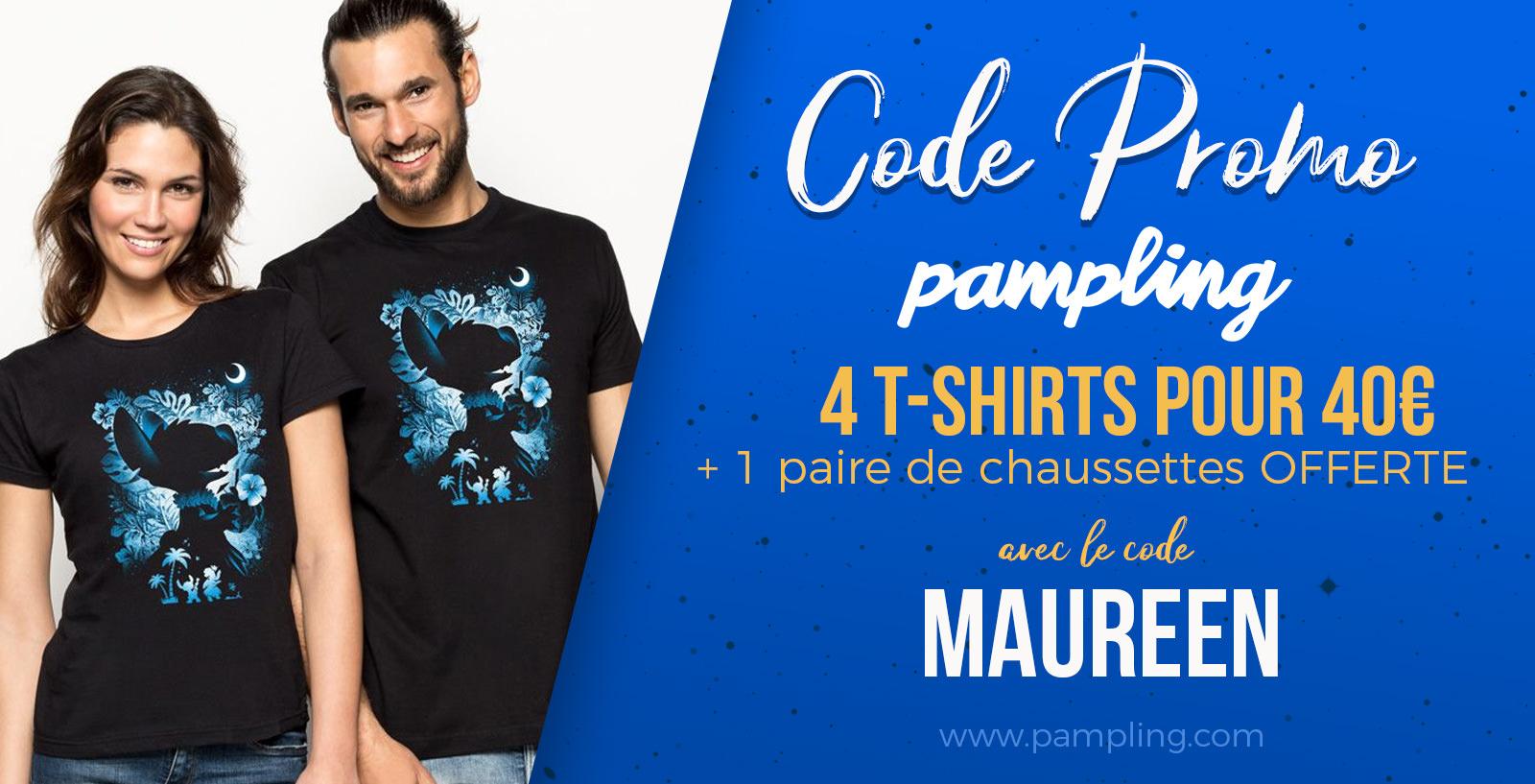 code promo pampling france