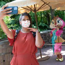 Liste des Selfies Spots Personnages Disney à Disneyland Paris