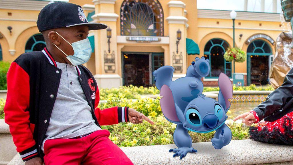 Magic Shot Disneyland Paris