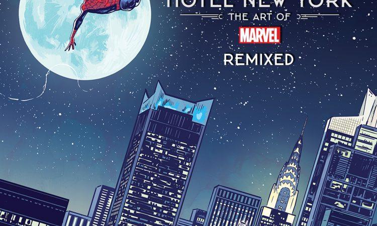 musiques du Disney's Hotel New York - The Art of Marvel