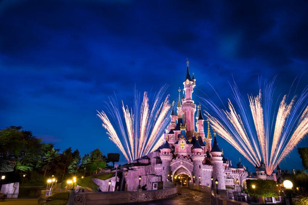 soiree du nouvel an 2021 Disneyland Paris